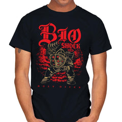 Big Holy Diver - Mens - T-Shirts - RIPT Apparel
