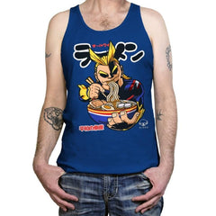 All Might Ramen - Tanktop - Tanktop - RIPT Apparel