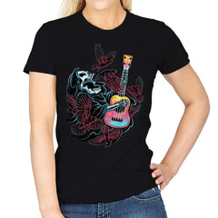 Sing For The Crows - Womens - T-Shirts - RIPT Apparel