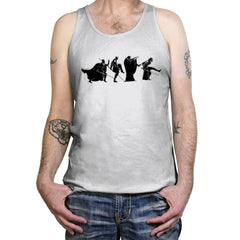 Empire of Silly Walks - Tanktop - Tanktop - RIPT Apparel
