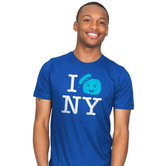 I Gozer New York Reprint - Mens - T-Shirts - RIPT Apparel