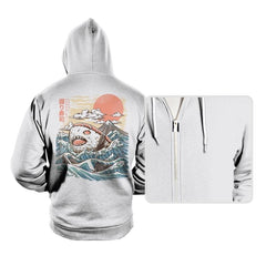 Sharkiri Sushi - Hoodies - Hoodies - RIPT Apparel