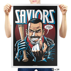 Saviors - Prints - Posters - RIPT Apparel