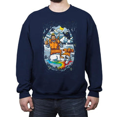 Unicorn Season - Crew Neck Sweatshirt - Crew Neck Sweatshirt - RIPT Apparel