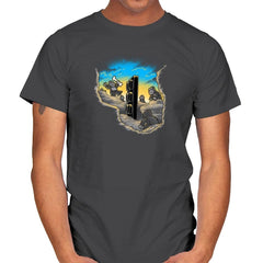 2001 Bricks Exclusive - Mens - T-Shirts - RIPT Apparel