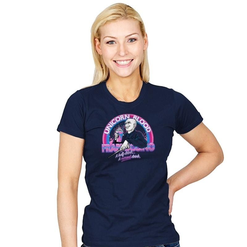 Unicorn Blood Frappe Exclusive - Womens - T-Shirts - RIPT Apparel