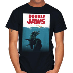 Double Jaws - Mens - T-Shirts - RIPT Apparel