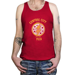 Central City Pizza - Tanktop - Tanktop - RIPT Apparel