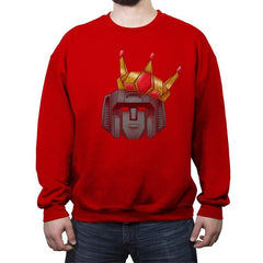King Scream - Crew Neck Sweatshirt - Crew Neck Sweatshirt - RIPT Apparel