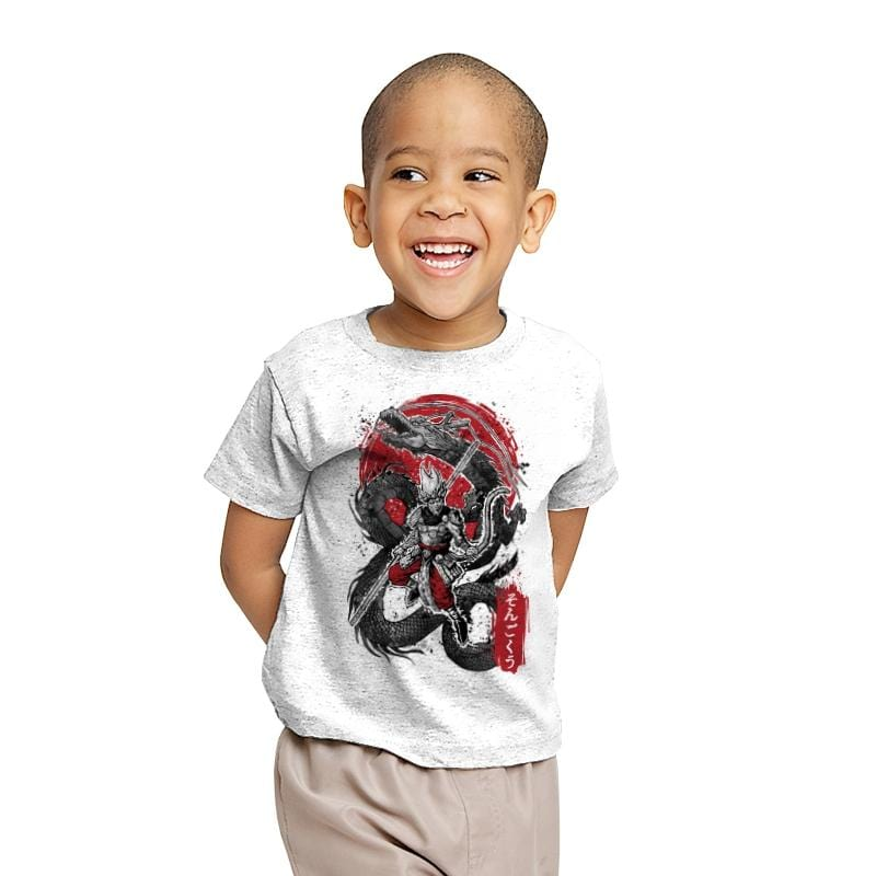 The Monkey King - Youth - T-Shirts - RIPT Apparel
