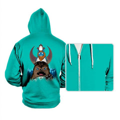 Chewtoro & Friends - Hoodies - Hoodies - RIPT Apparel