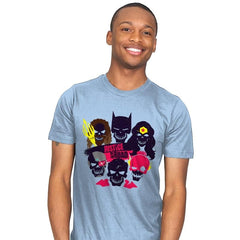Justice Squad - Mens - T-Shirts - RIPT Apparel