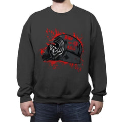 Full Metal Sith - Crew Neck Sweatshirt - Crew Neck Sweatshirt - RIPT Apparel