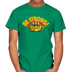 Be Strong - Mens - T-Shirts - RIPT Apparel