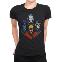 Mutant Rhapsody Exclusive - Womens Premium - T-Shirts - RIPT Apparel