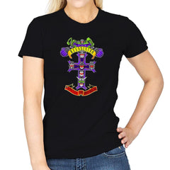 Appetite For Construction Reprint Exclusive - Womens - T-Shirts - RIPT Apparel