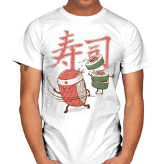 Sushi Warrior - Mens - T-Shirts - RIPT Apparel