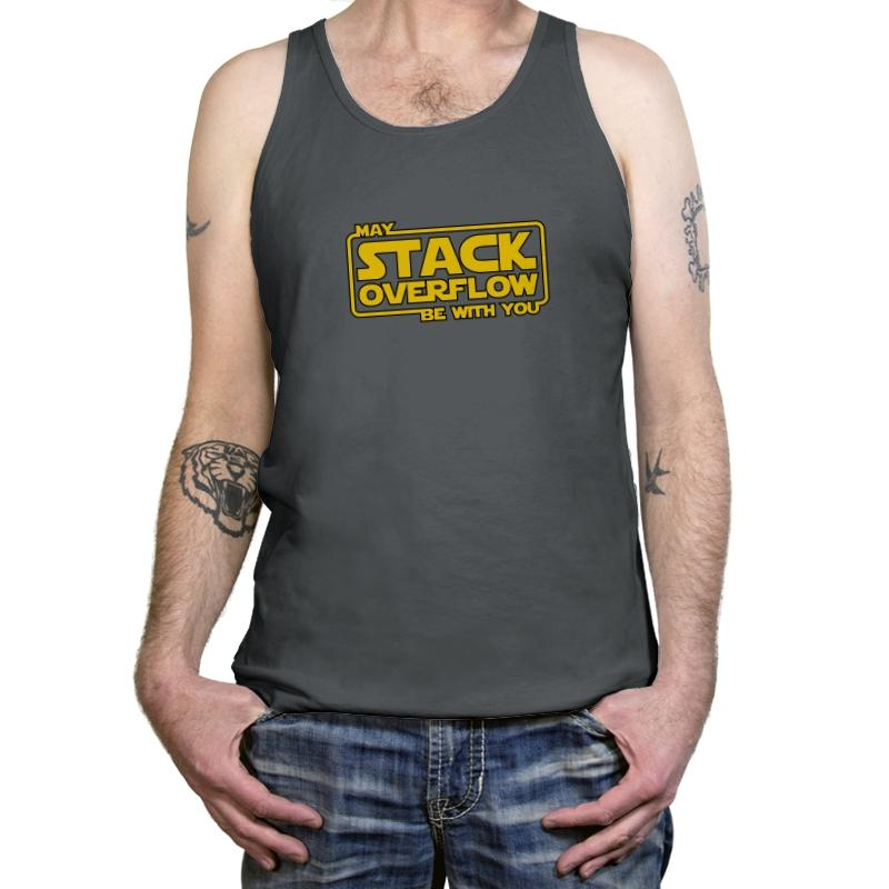 May Stack Be With You - Tanktop - Tanktop - RIPT Apparel