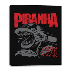 Display of Super Power - Canvas Wraps - Canvas Wraps - RIPT Apparel