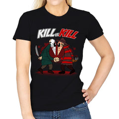 Kill VS Kill - Womens - T-Shirts - RIPT Apparel