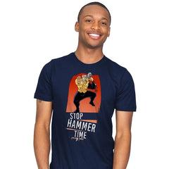 Hammer Time  - Mens - T-Shirts - RIPT Apparel