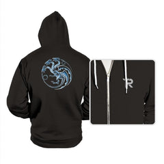 House Blue Eyes - Hoodies - Hoodies - RIPT Apparel