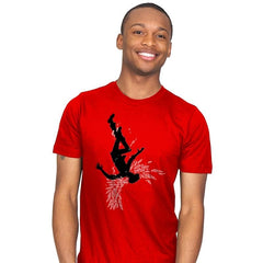 Fallen Angel - Mens - T-Shirts - RIPT Apparel