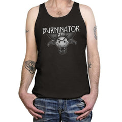 Burninator - Tanktop - Tanktop - RIPT Apparel