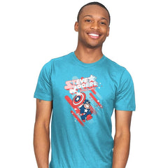 Steven Rogers - Mens - T-Shirts - RIPT Apparel