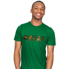 Grateful Woks - Mens - T-Shirts - RIPT Apparel