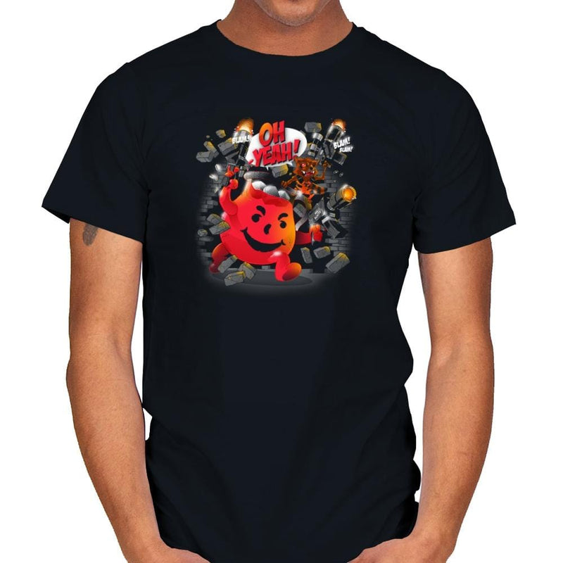 OH YEAH! Exclusive - Mens - T-Shirts - RIPT Apparel
