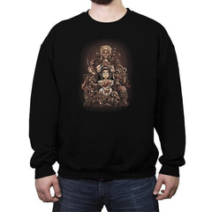 Thirteen Hours - Crew Neck Sweatshirt - Crew Neck Sweatshirt - RIPT Apparel
