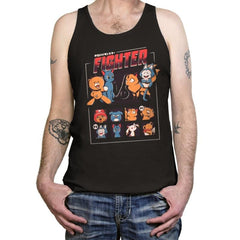 Anime fight - Tanktop - Tanktop - RIPT Apparel