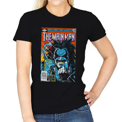 Tha Main Man #1 - Womens - T-Shirts - RIPT Apparel