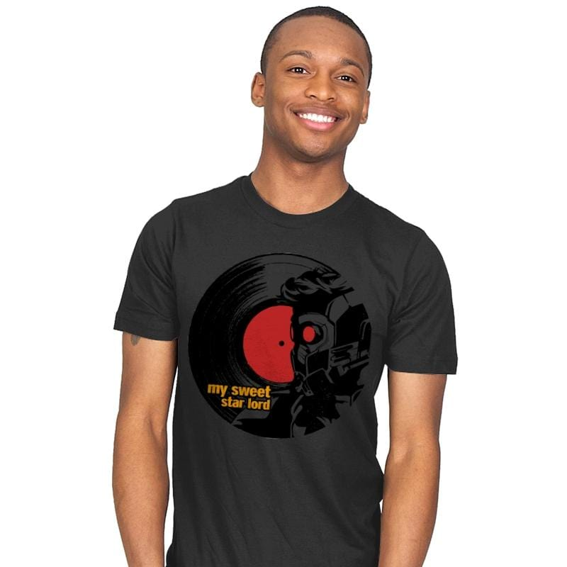 Record of the Galaxy - Mens - T-Shirts - RIPT Apparel