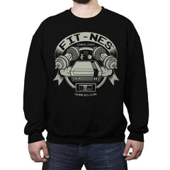 FIT-NES - Crew Neck Sweatshirt - Crew Neck Sweatshirt - RIPT Apparel