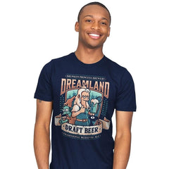 Dreamland Draft - Mens - T-Shirts - RIPT Apparel