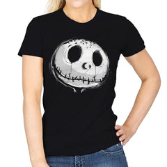 Nightmare - Art Attack - Womens - T-Shirts - RIPT Apparel