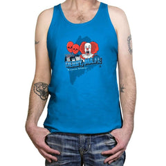 Visit Derry Maine Exclusive - Tanktop - Tanktop - RIPT Apparel