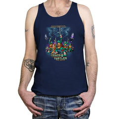 The Trans-Dimensional Turtles Exclusive - Tanktop - Tanktop - RIPT Apparel