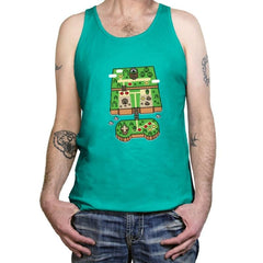 Super Console World - Tanktop - Tanktop - RIPT Apparel