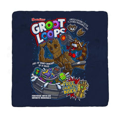Groot Loops - Awesome Mixtees - Coasters - Coasters - RIPT Apparel