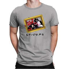 Spider Firends - Mens Premium - T-Shirts - RIPT Apparel