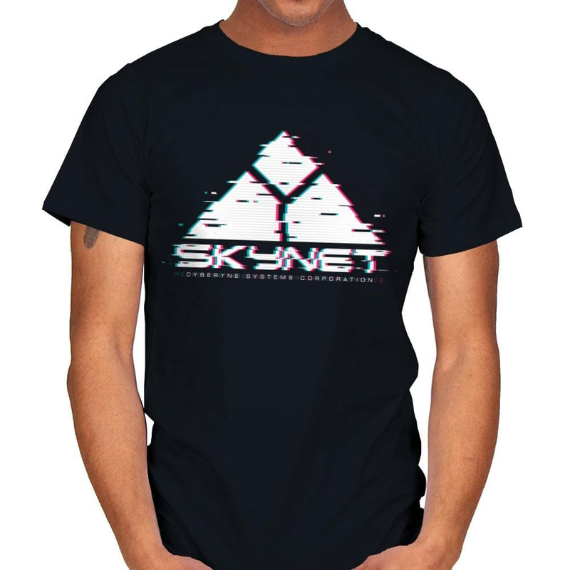 Skyglitch - Mens - T-Shirts - RIPT Apparel