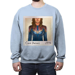 Vers 1995 - Crew Neck Sweatshirt - Crew Neck Sweatshirt - RIPT Apparel