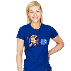 Wakka Fighter - Womens - T-Shirts - RIPT Apparel