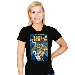 The Incredible Trunks - Womens - T-Shirts - RIPT Apparel