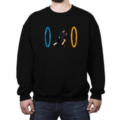 Pierce Kelly - Crew Neck Sweatshirt - Crew Neck Sweatshirt - RIPT Apparel