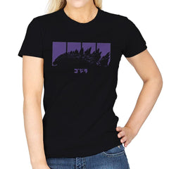 Ultra Attack - Womens - T-Shirts - RIPT Apparel