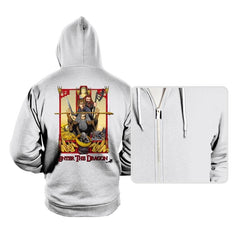 ENTER THE DRAGON - Hoodies - Hoodies - RIPT Apparel